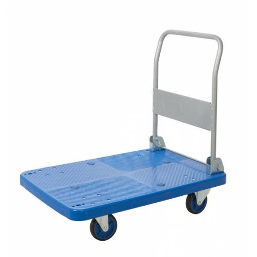 ProPlaz Blue Large Platform Trolley