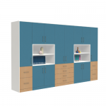 Four Metre Storage Wall Package