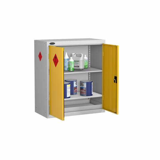 Hazardous Material Lockers & Cupboards