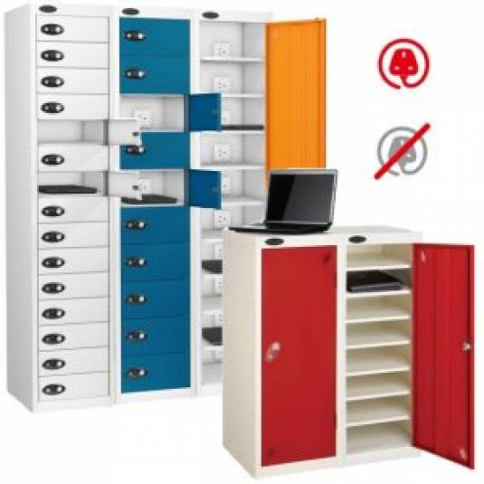 Laptop & Mobile Phone Lockers