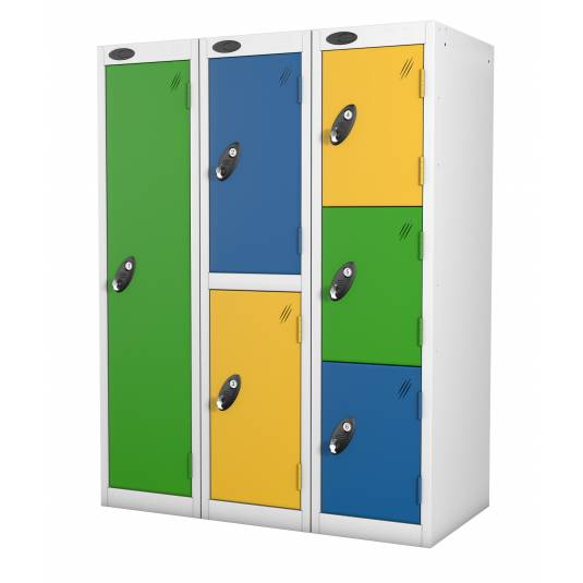 Low Height Lockers