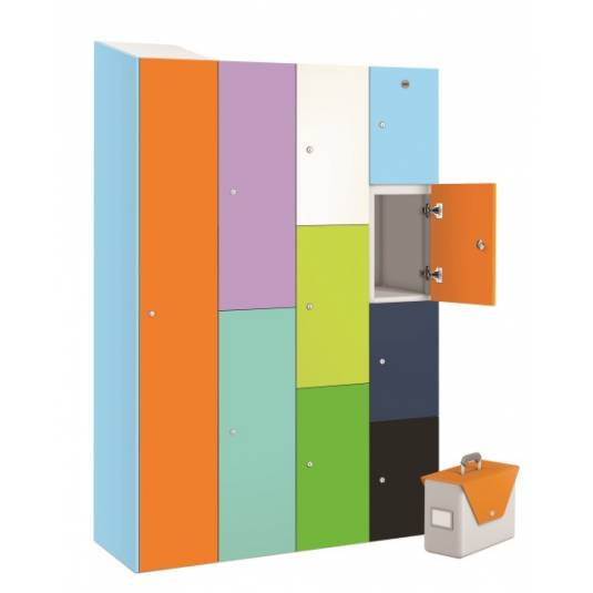 Locker Hire Service