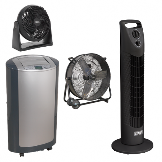 Workplace Fans And Cooling Products