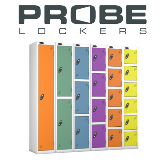 Probe Metal Lockers