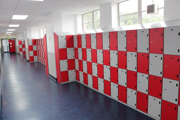 Srong lockers for schools