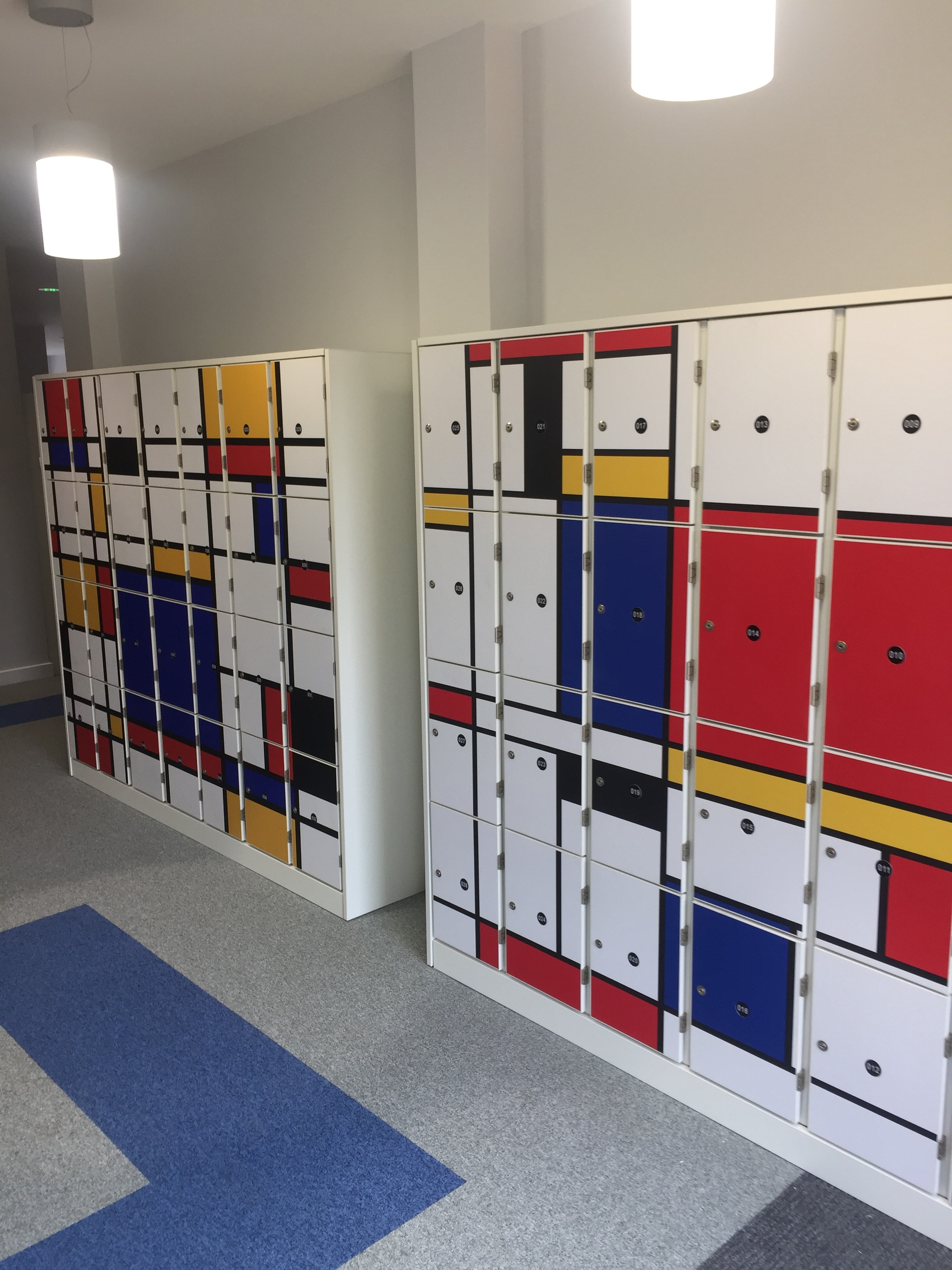 amazing lockers