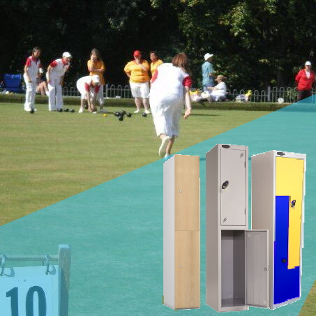 the best lockers for a bowls club by Lockertek